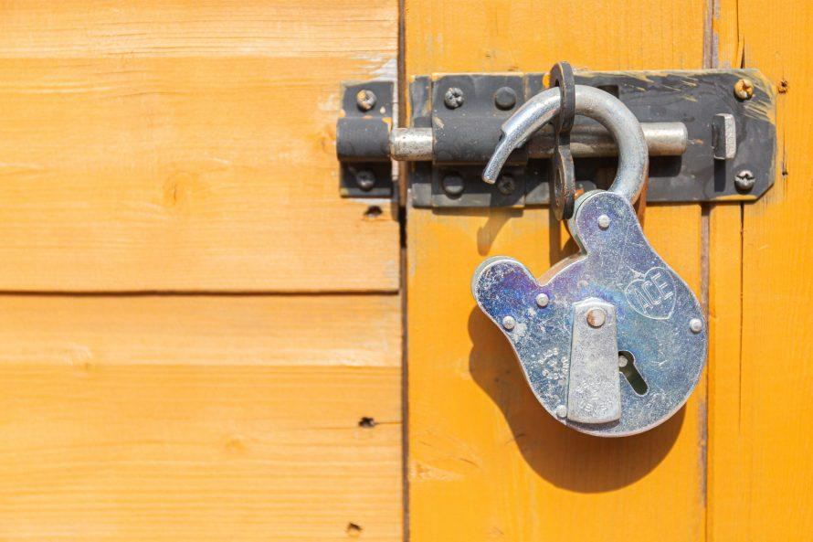 Open Lock on door