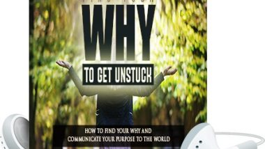 Find your Why to get unstuck